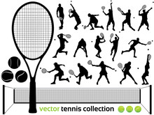 Vector Tennis Collection - Ten...