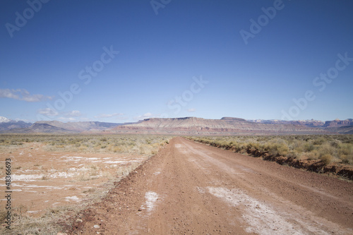 Keuken foto achterwand Natuur Park Parco Naturale America