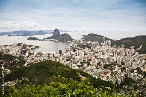 Photo  Vista di Rio de Janeiro