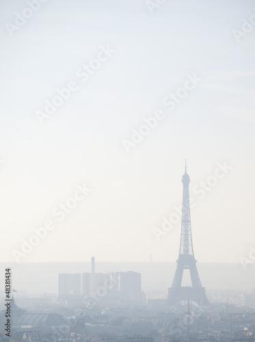 Papiers peints Paris Paris cityscape