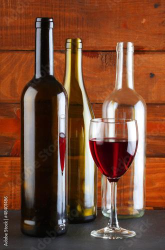 Poster de jardin Bar Wine cellar