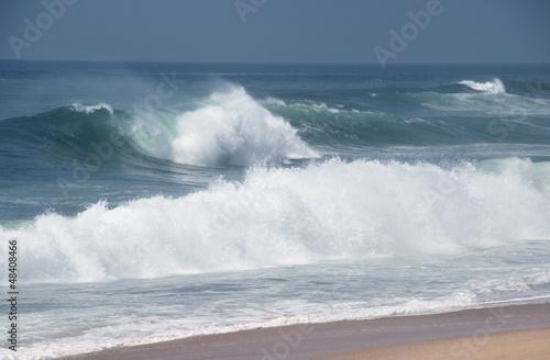 Plagát  Ocean storm
