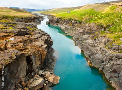 Fotografie, Obraz  River