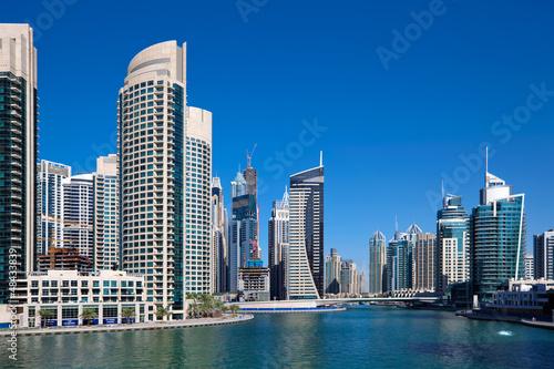 Keuken foto achterwand San Francisco Dubai Marina