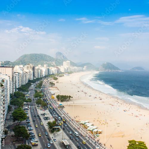 Photo  Copacabana Beach