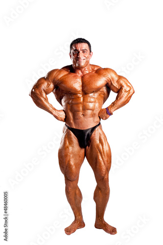 Fotografie, Obraz  Bodybuilder