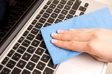 Laptop Tastatur Reinigen