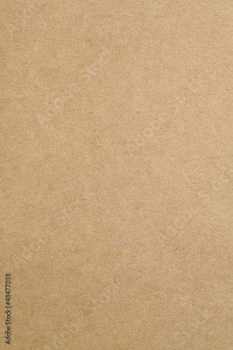 Fotografía  Cardboard sheet of paper