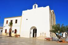 Sant Francesc Xavier Church In...