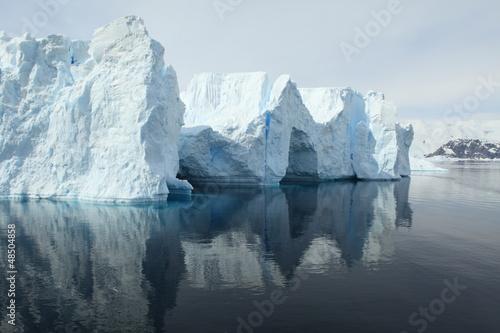 Papiers peints Arctique Die Antarktis