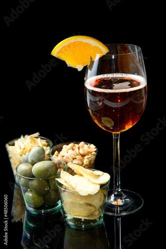 In de dag Voorgerecht aperitivo