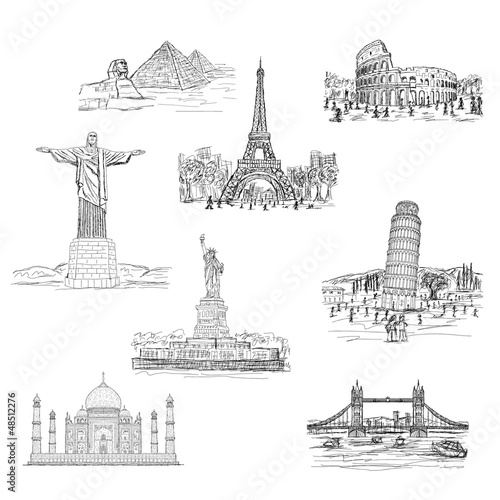 Photo  landmarks