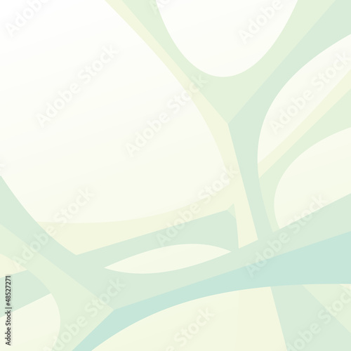 Fotografie, Obraz  Abstract background of bionic elements. Vector