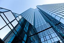 Bürogebäude - Bank In Frankf...