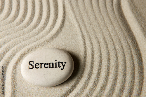Foto Serenity stone