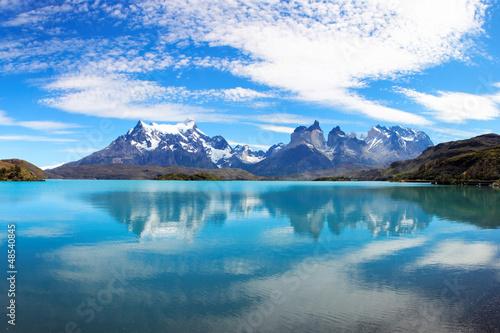 Valokuva  Torres del Paine National Park, Chile