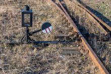 Old, Unused Narrow-gauge Railw...