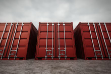 Cargo Containers.