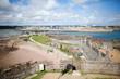 A view from Elizabeth Castle, Jersey, Channel Islands