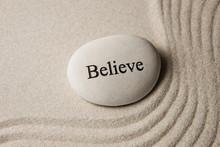 Believe Stone