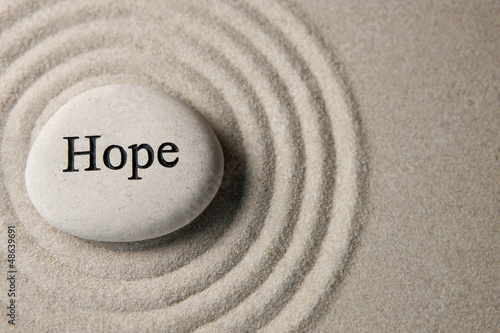Hope Wallpaper Mural