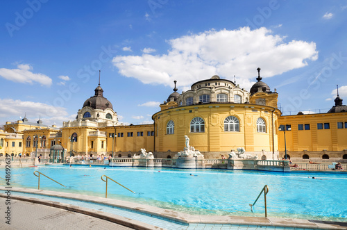 Photo budapest szechenyi bath