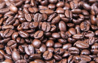 Panel Szklany Do kawiarni Kaffeebohnen