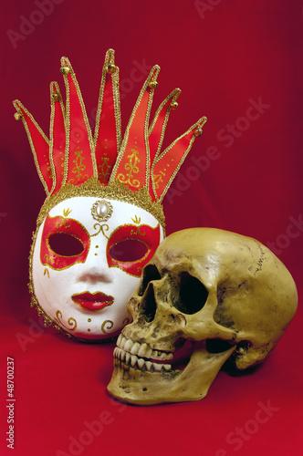 Literaturempfehlung: Die Maske des Roten Todes Alan Poe