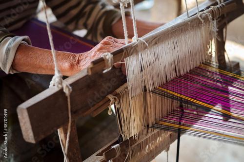 Fotografiet  Weaving