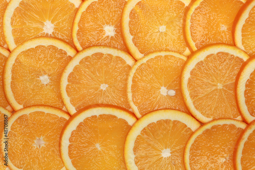 Photo Stands Slices of fruit Orangenscheiben