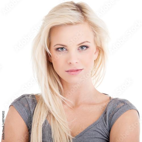 Fotografie, Obraz  Blond woman