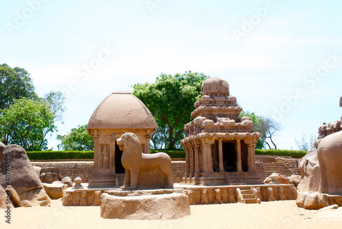 Fotografia, Obraz  Mahabalipuram