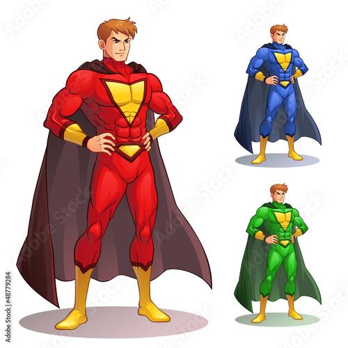 Poster Superheroes Great Superhero