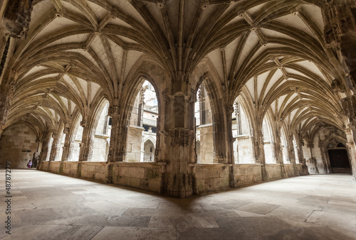 Edifice religieux Cloister arches