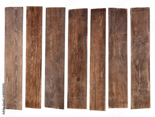 Obraz Old wooden planks - fototapety do salonu