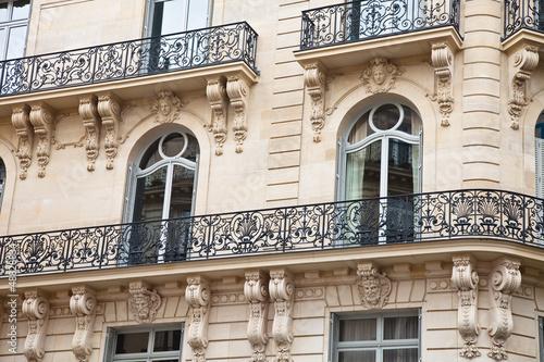 Photo  Villa mit Balkon - Paris