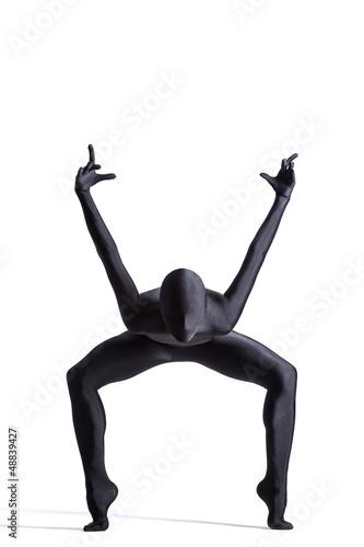 Fotografie, Tablou zentai suit