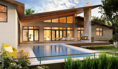 Foto The dream house 21