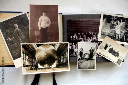 Fotografia  erinnerungen an ein leben im 20. jahrhundert