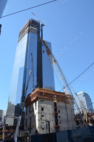 New-York One World Trade Center Poster