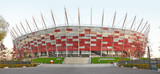 Fototapeta sport - National stadium Warsaw - Poland