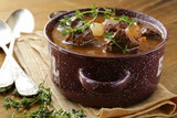 Traditional french beef goulash - Boeuf bourguignon - 48878694