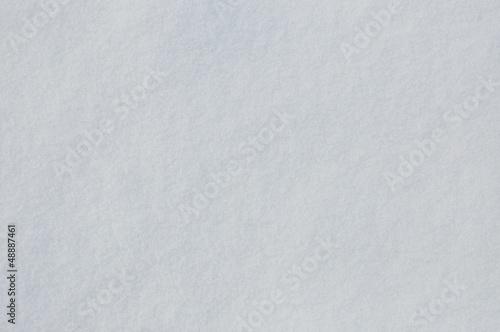 Fototapeta Powierzchnia śniegowa, świeży śnieg obraz
