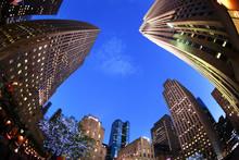New York. Rockefeller Center