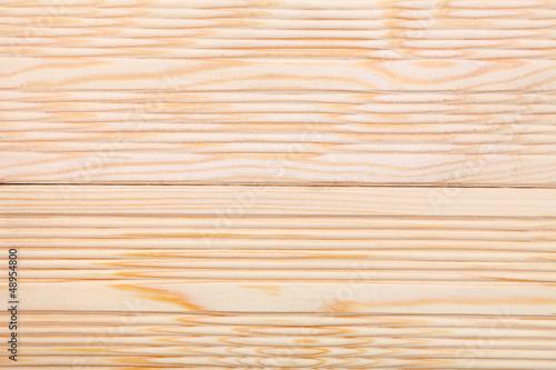Fototapeta Piękna sosnowa deska ze słojami. obraz