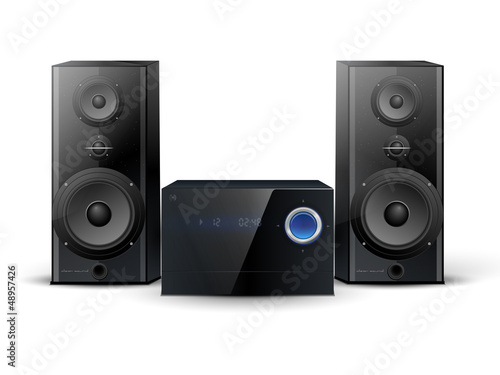 Fotografía sound system