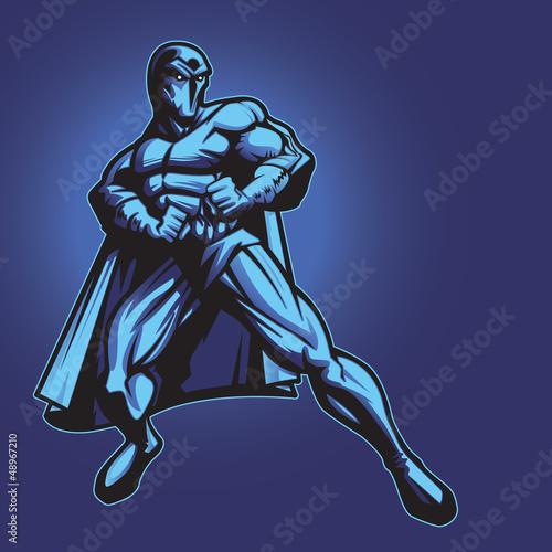 Poster Superheroes Phantom 2