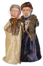 Aristocratic European Couple P...