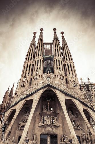Photo  La Sagrada Familia