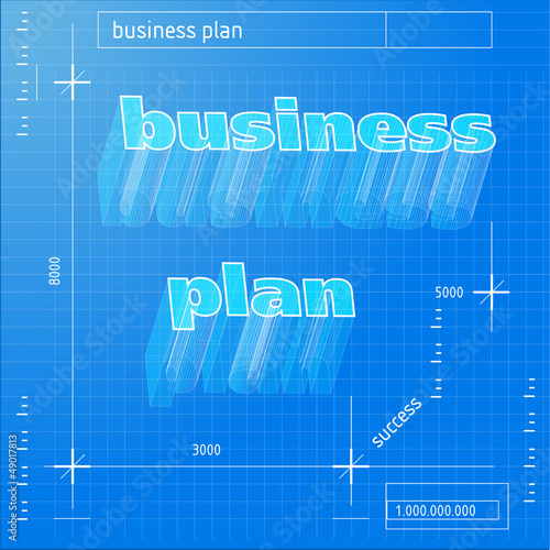 Business plan blueprint buy this stock vector and explore business plan blueprint malvernweather Choice Image